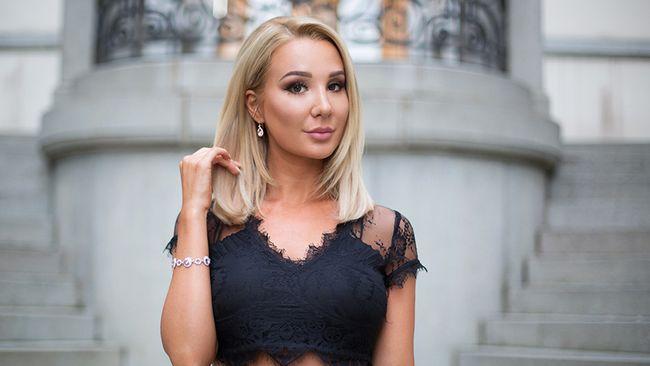 Alexandra Nilsson, även känd som bloggaren Kissie.