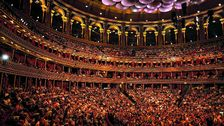 Royal Albert Hall, Last night of the Proms