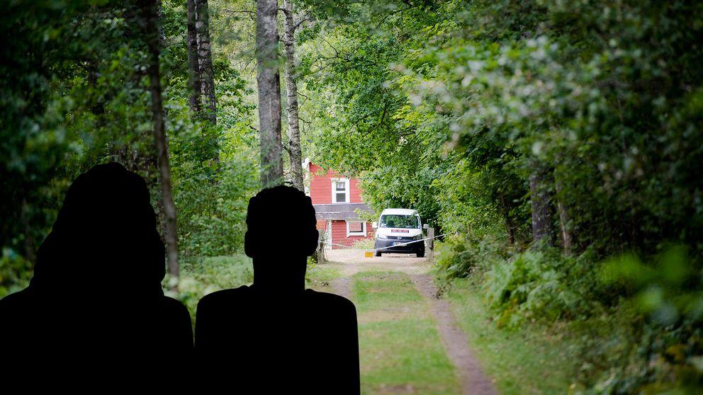Två misstänkta för mord i Arboga.