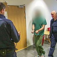Den mordåtalade nekar till att ha dödat 20-åringen i Ljusne i vintras.