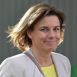 Isabella Lövin (MP) miljöminister