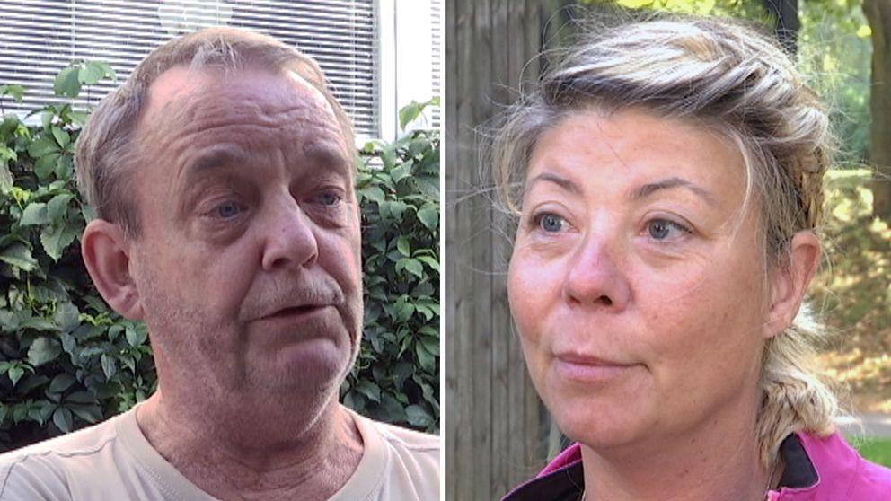 Nils Wallin och Maria Nilsson är några av landskronaborna som blir utan post.