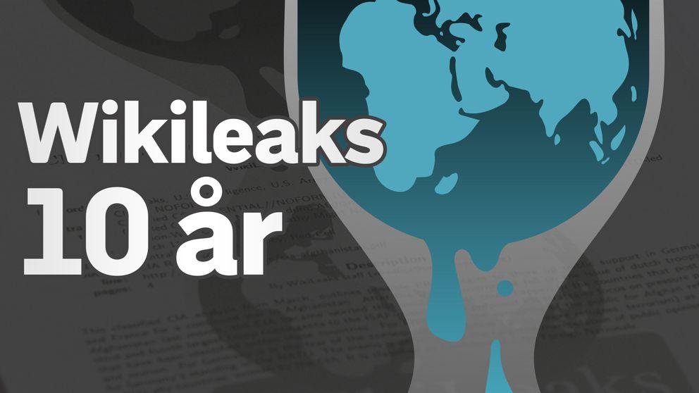 Wikileaks 10 år