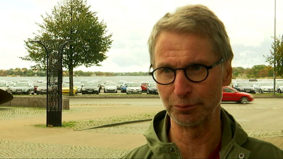 Lars Lindborg, Ericssonanställd.