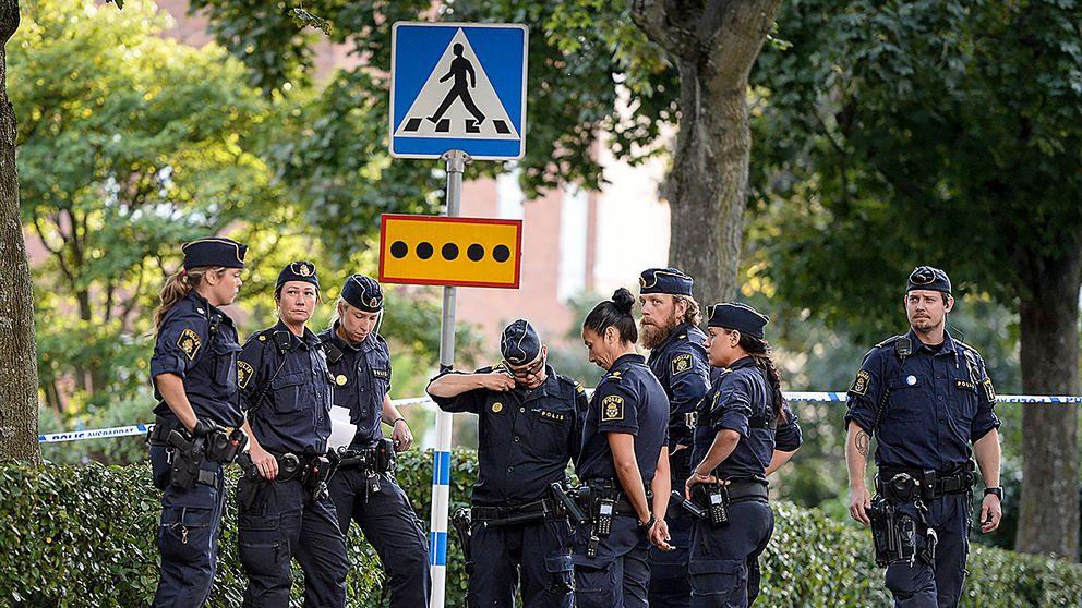 Dejtingsida för poliser lön