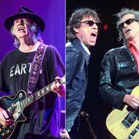 Neil Young, Rolling Stones och Bob Dylan är några av legendarerna som intar helgens festival.