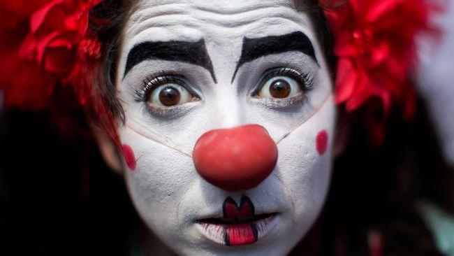 Den amerikanska clown-epidemin