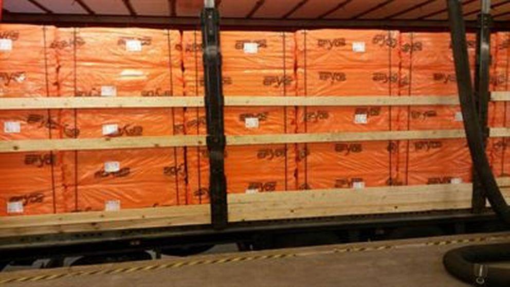 Fallande lastbilsforsaljning i oktober