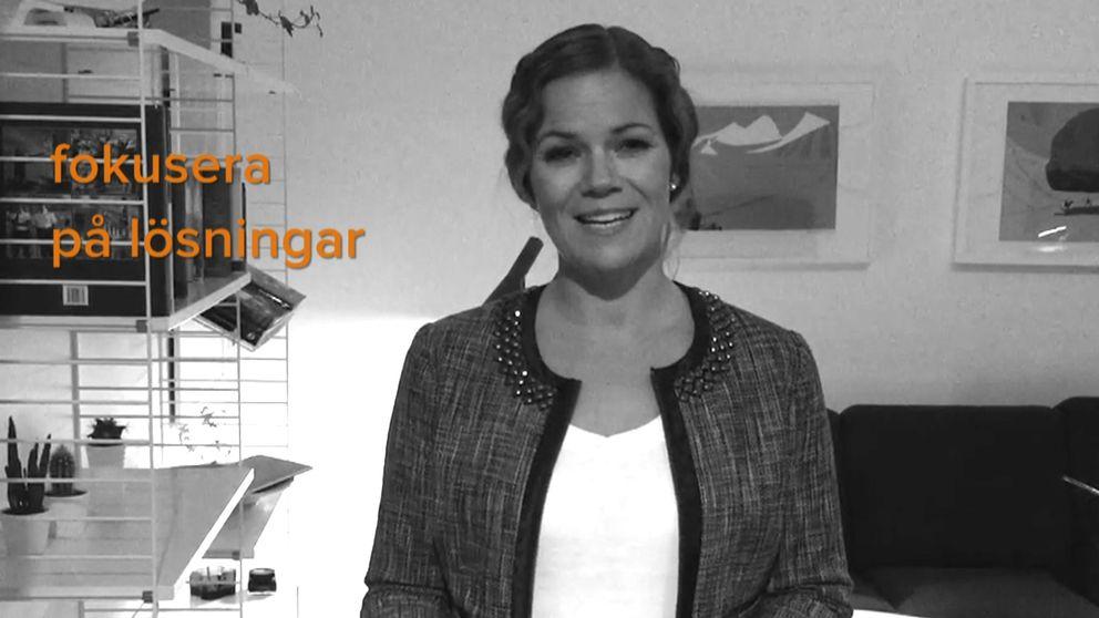 Lärarna Anna Sterlinger Ahlring och Philip Hjalmarsson tycker att bilden av skolan i media är alltför negativ.