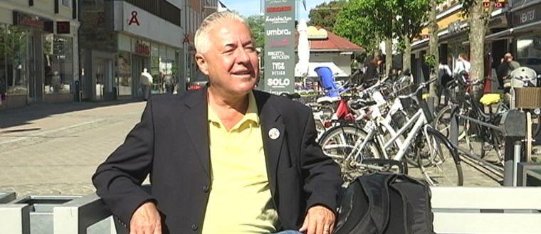 Bo Frank föreslås bli Växjös nya borgmästare