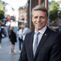 Konsumentminister Per Bolund (MP)