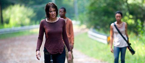 """Serien """"The Walking Dead"""" är en av amerikanska Foxs serier."""