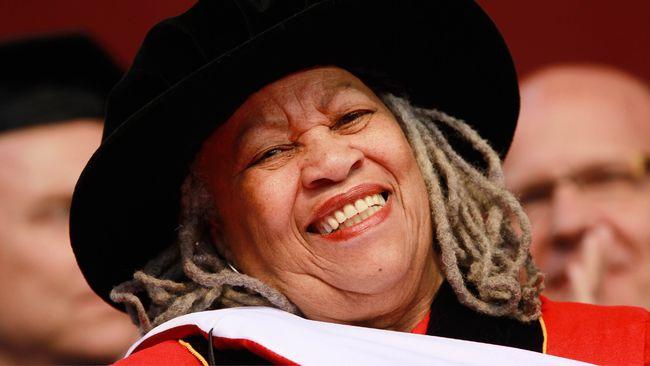 Purlitzer- och Nobelvinnaren Toni Morrison.