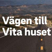 SVT Nyheter guidar dig längs vägen till Vita huset.