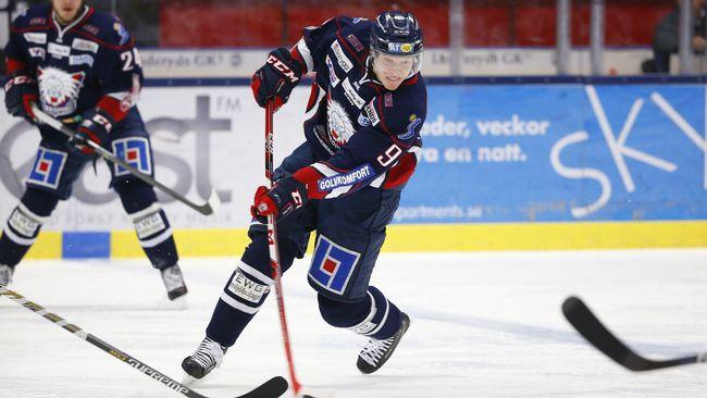 Linköping hockey club Anton Karlsson