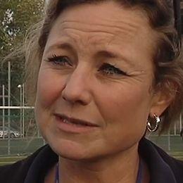 Matilda Brinck-larsen, tränare för Sandarna C.
