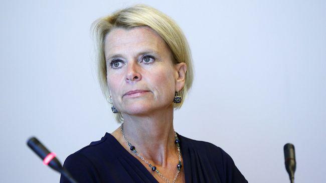 Barn– och äldreminister Åsa Regnér.
