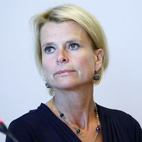 Barn–, äldre- och jämställdhetsminister Åsa Regnér (S).