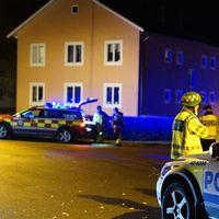 Explosion i lägenhet, Linköping.