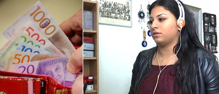 Det är inte bara kunder som lurats vid telefonförsäljning. Fei Abbod, 17 år, har fortfarande inte fått ett öre betalt för sitt sommarjobb som telefonförsäljare.