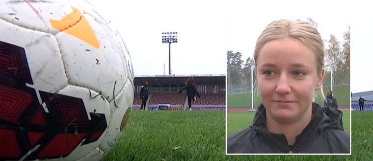Alexandra Jonasson, Växjö DFF.