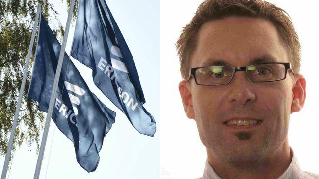 Tony Josefsson är ordförande för akademikerklubben på Ericsson i Borås.