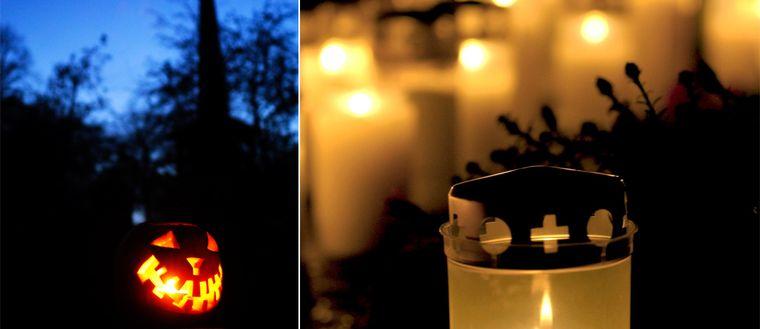halloween alla helgons dag