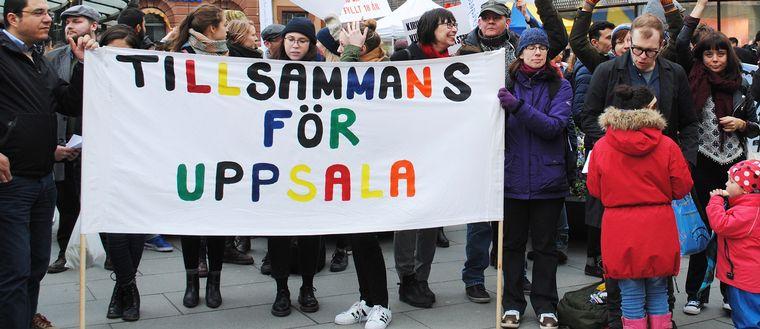 Tillsammans för Uppsala