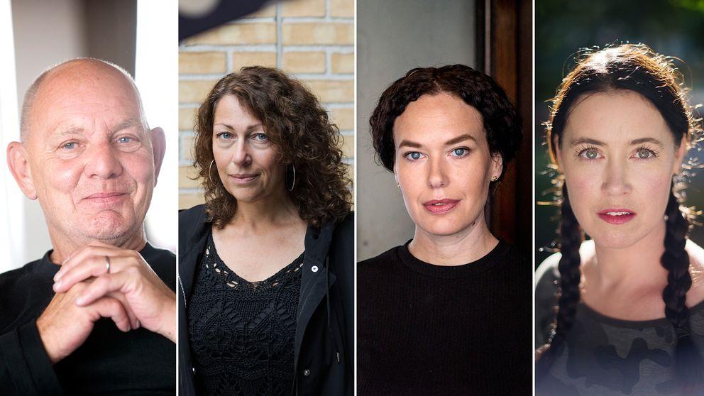 Lars Norén, Elisabeth Åsbrinck, Therese Boström och Lina Boström Knausgård är några av de som nominerats till Augustpriset 2016.