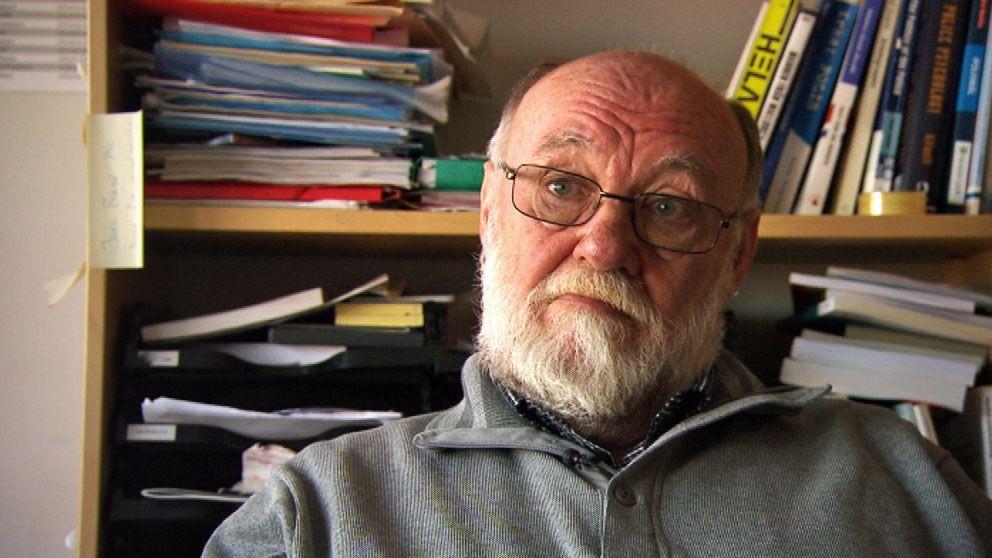 Polisforskaren Roger Granér är förvånad över Lena Tysks uttalande.