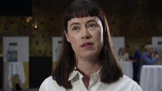 Lina Boström Knausgård.