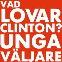 De unga väljarna kan avgöra valet, många har inte bestämt sig om de stödja Clinton eller Trump