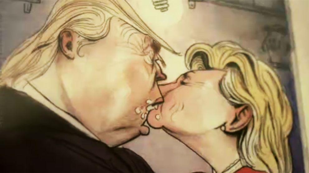 Enligt USA:s satirtecknare har årets presidentvalskampanj inneburit en utmaning för yrkeskåren.