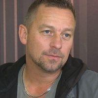 Mattias Nilbom jobbar på skyddsjouren i Ängelholm.