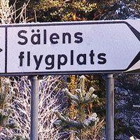 Flygplatsen i Sälen