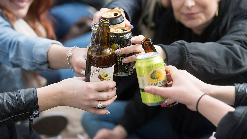 Sålde alkohol till åttiotal unga