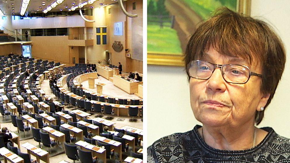 PRO kräver politiskt ansvar för äldrefrågor