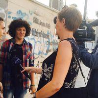 SVT träffar Lum Veseli och Andi Bajgora i Kosovo.