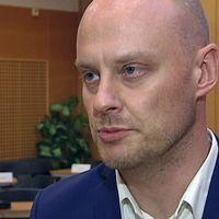 Jonas Fransson, skolområdeschef i Majorna-Linné.