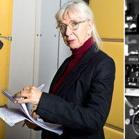 Suzanne Osten och Ingmar Bergman var svurna fiender