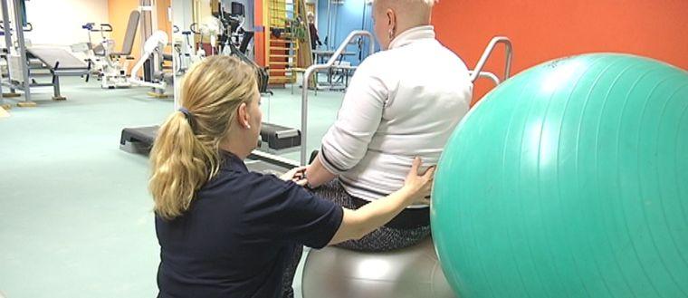 sjukgymnast