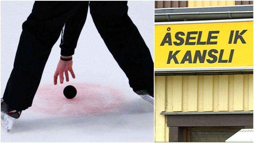 Domare, Åsele IK