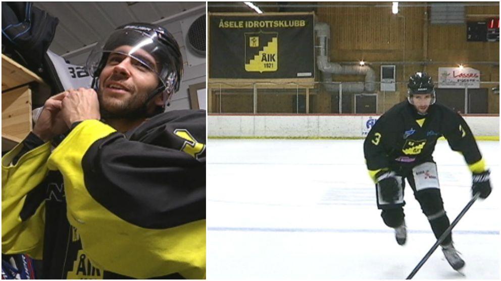 Nyförvärv, Hockey, Danny Triesler