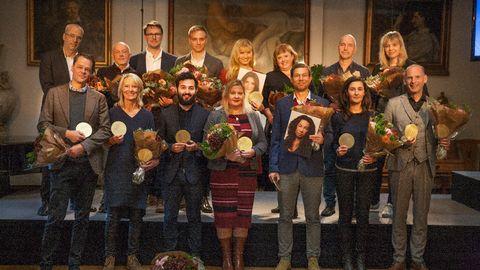 Nomineringar till Stora Journalistpriset