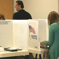 Amerikaner röstar