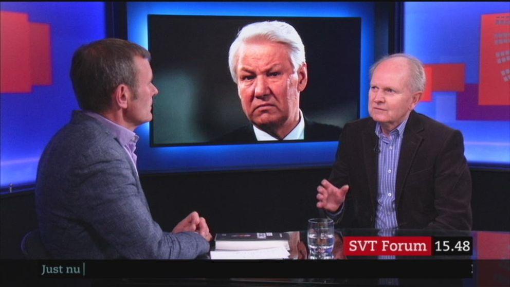Politik i bokhyllan med Stig Fredrikson