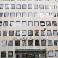 Riksrevisionen i Stockholm.