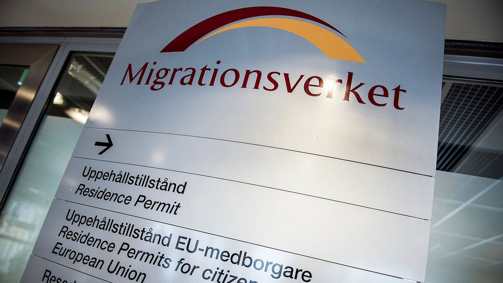 En av Migrationsverkets enheter.