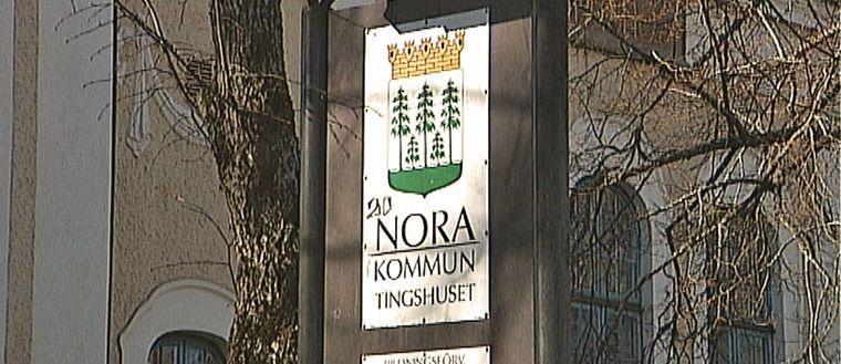 Bild på Nora kommuns logga.