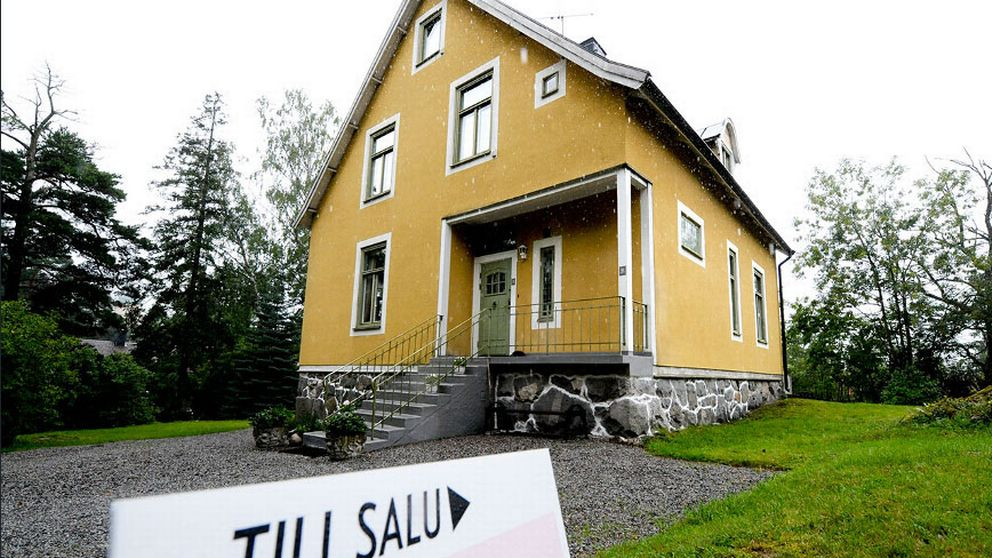 Fler svenskar tror pa lagre bopriser